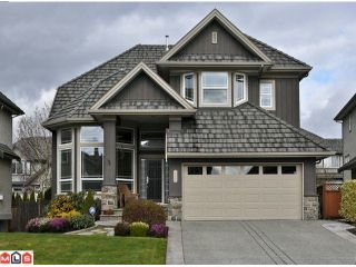 Photo 1: 15435 33A Avenue in Surrey: Morgan Creek House for sale (South Surrey White Rock)  : MLS®# F1205576