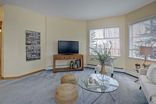 Photo 3: 206 200 Lincoln Way SW in Calgary: Lincoln Park Apartment for sale : MLS®# A1064438