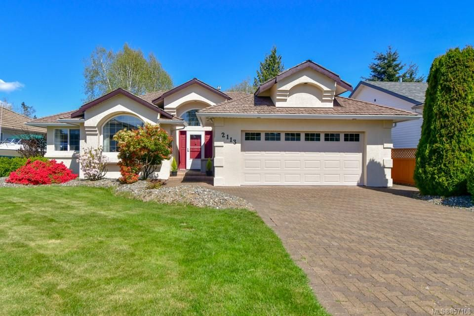 Main Photo: 2113 Canterbury Lane in : CR Campbell River Central House for sale (Campbell River)  : MLS®# 857168