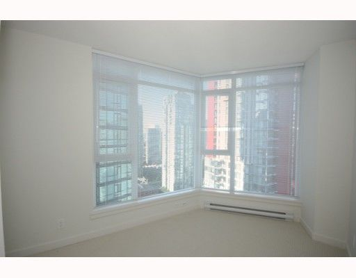 """Photo 4: Photos: 2701 1188 W PENDER Street in Vancouver: Coal Harbour Condo for sale in """"SHAPPHIRE"""" (Vancouver West)  : MLS®# V790032"""