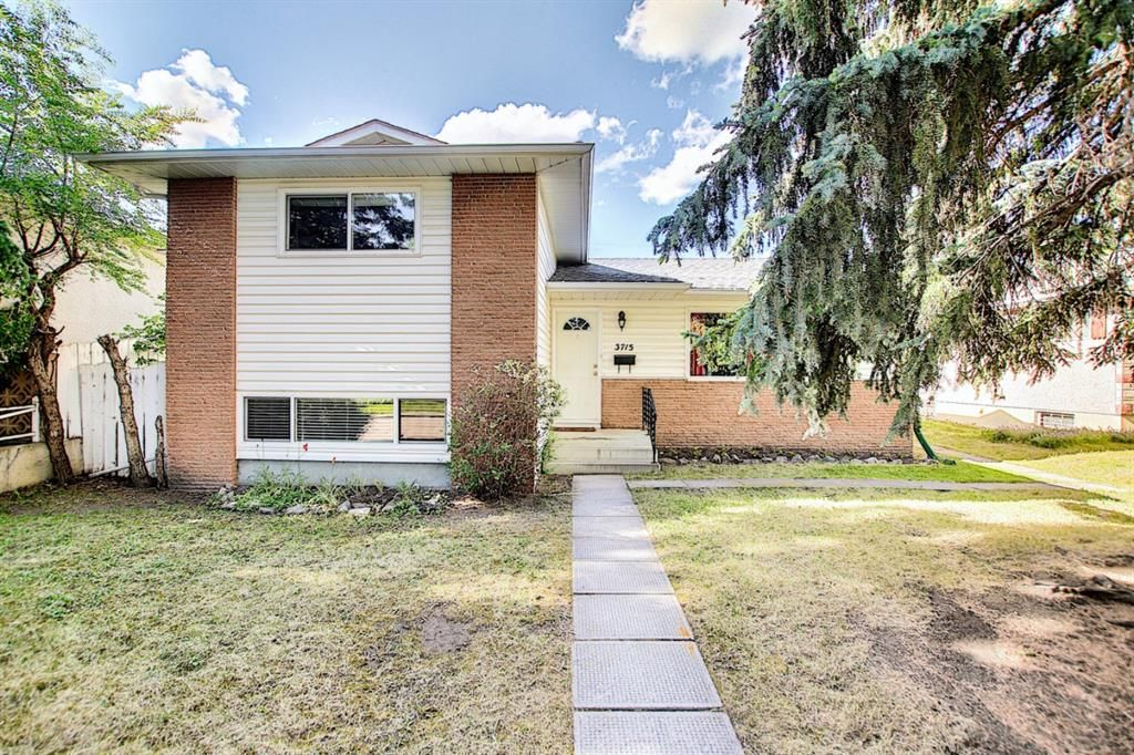 Main Photo: 3715 Glenbrook Drive SW in Calgary: Glenbrook Detached for sale : MLS®# A1122605