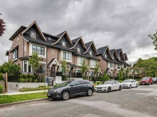 Main Photo: 8123 SHAUGHNESSY Street in Vancouver: Marpole Townhouse for sale (Vancouver West)  : MLS®# R2505930