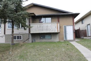 Main Photo: 3732 44 Avenue NE in Calgary: Whitehorn Semi Detached for sale : MLS®# A1103233