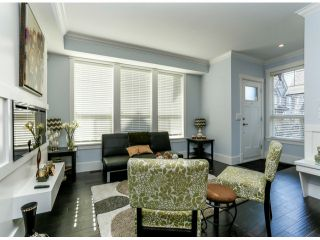 "Photo 3: 18 14877 60TH Avenue in Surrey: Sullivan Station Townhouse for sale in ""Lumina"" : MLS®# F1403284"