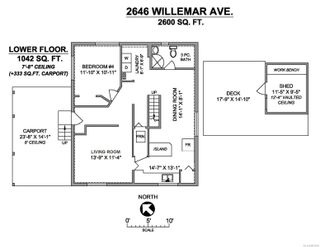 Photo 21: 2646 Willemar Ave in : CV Courtenay City House for sale (Comox Valley)  : MLS®# 883035