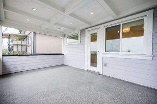 "Photo 35: 1 116 MINER Street in New Westminster: Sapperton 1/2 Duplex for sale in ""Sapperton"" : MLS®# R2585283"