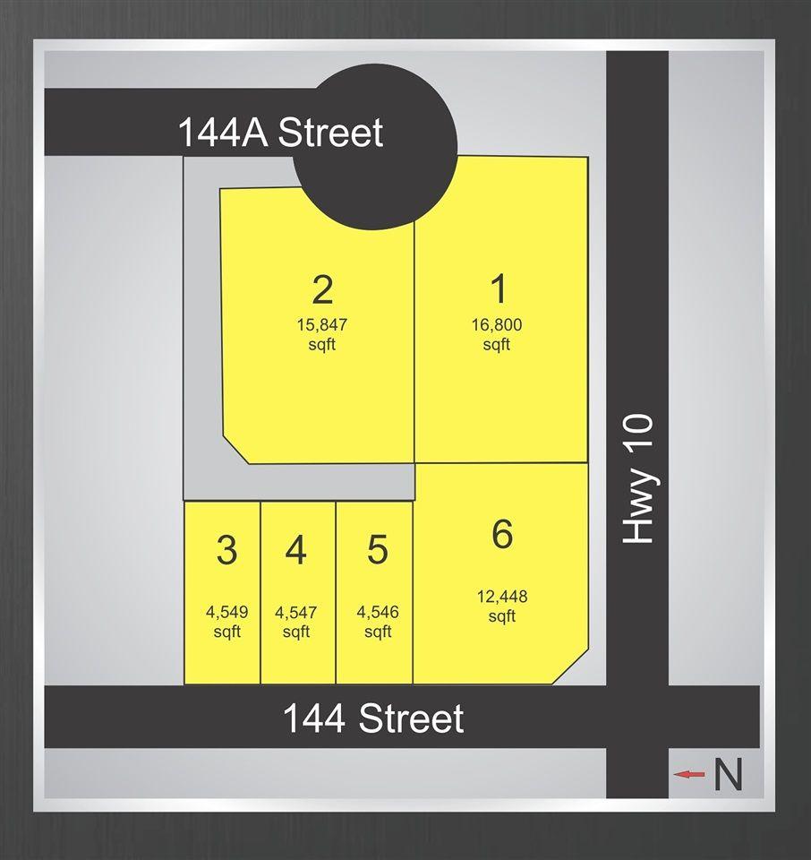 "Main Photo: Lot 4 5630 144 Street in Surrey: Sullivan Station Land for sale in ""Sullivan Station"" : MLS®# R2550253"