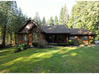 Main Photo: 13013 DEGRAFF Road in Mission: Durieu House for sale : MLS®# F1409910