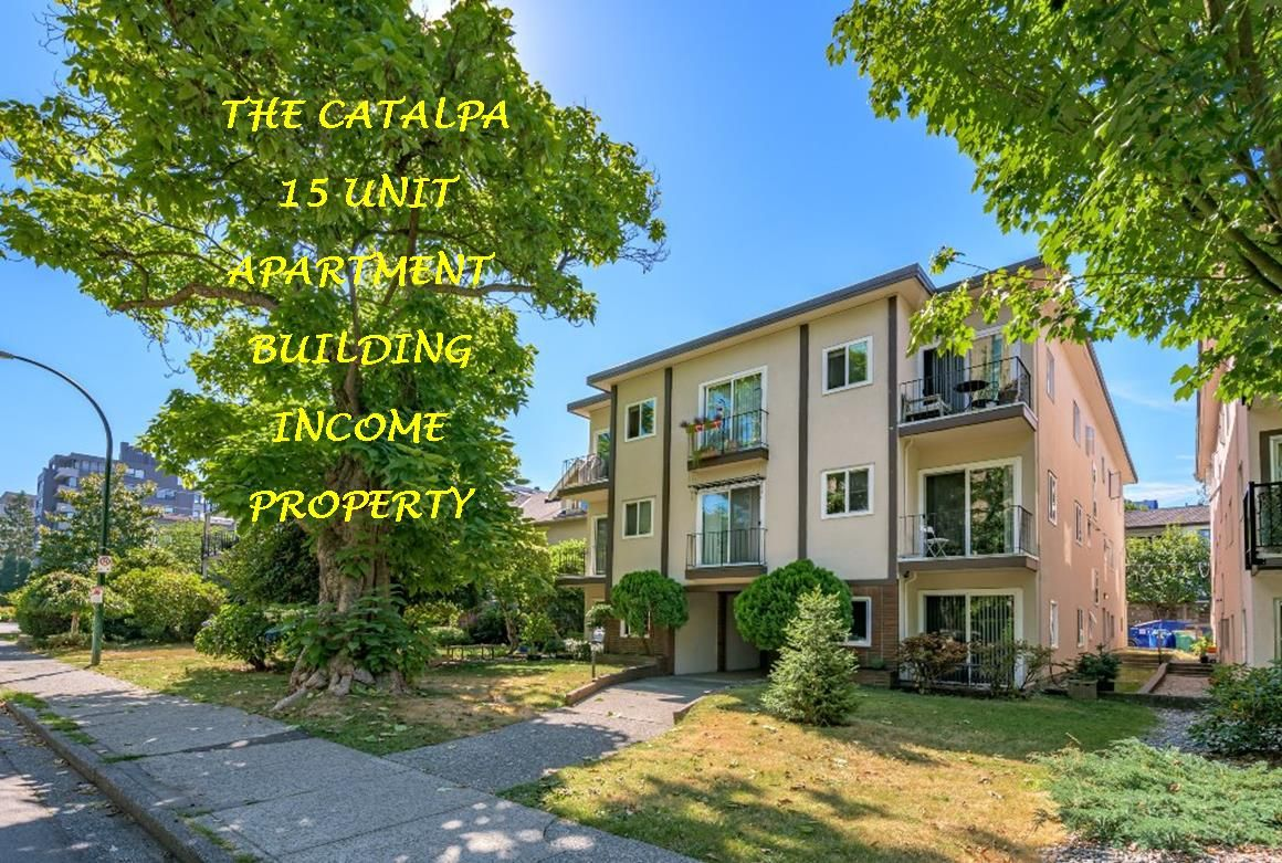 Main Photo: 1626 W 10TH Avenue in Vancouver: Fairview VW Multi-Family Commercial for sale (Vancouver West)  : MLS®# C8039783