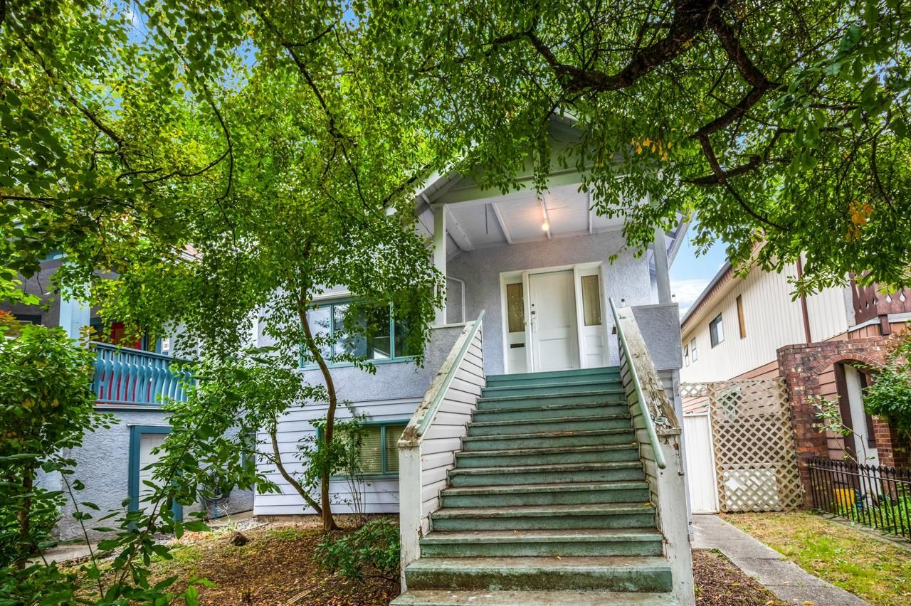 Main Photo: 6116 CHESTER Street in Vancouver: Fraser VE House for sale (Vancouver East)  : MLS®# R2615226