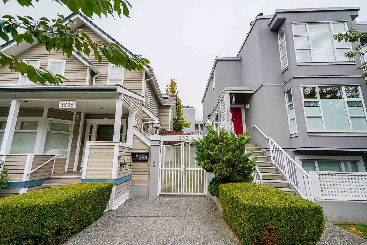 Main Photo: 309 1333 W 7TH AVENUE in Vancouver: Fairview VW Condo for sale (Vancouver West)  : MLS®# R2507318
