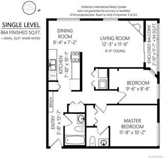 Photo 20: 110 2529 Wark St in : Vi Hillside Condo for sale (Victoria)  : MLS®# 845367