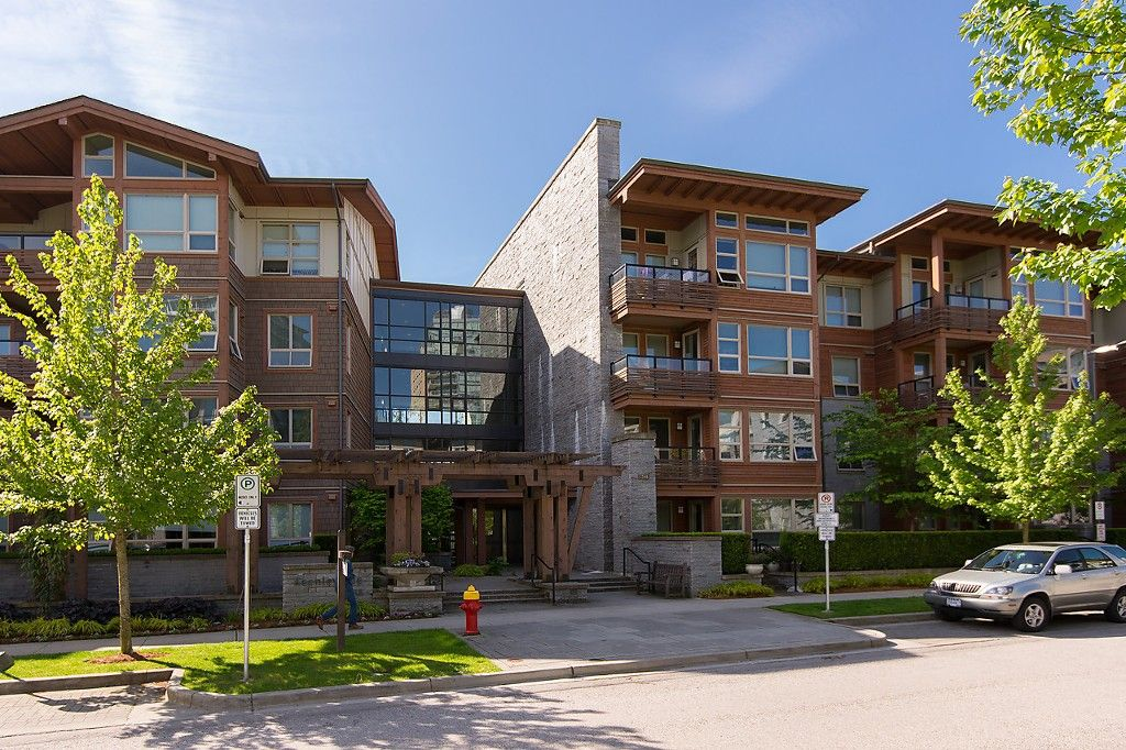 """Main Photo: 305 5788 BIRNEY Avenue in Vancouver: University VW Condo for sale in """"KEENLEY SIDE"""" (Vancouver West)  : MLS®# V1064955"""