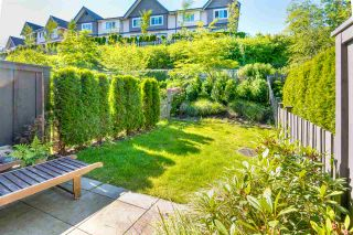 """Photo 12: 34 1295 SOBALL Street in Coquitlam: Burke Mountain Townhouse for sale in """"Tyneridge"""" : MLS®# R2083896"""