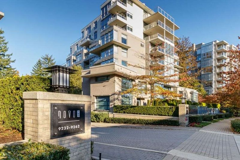 FEATURED LISTING: 605 - 9262 UNIVERSITY Crescent Burnaby