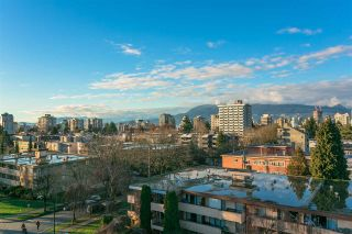 """Photo 17: 703 1088 W 14TH Avenue in Vancouver: Fairview VW Condo for sale in """"COCO"""" (Vancouver West)  : MLS®# R2244610"""