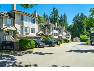"""Photo 2: 32 7640 BLOTT Street in Mission: Mission BC Townhouse for sale in """"Amber Lea"""" : MLS®# R2598322"""