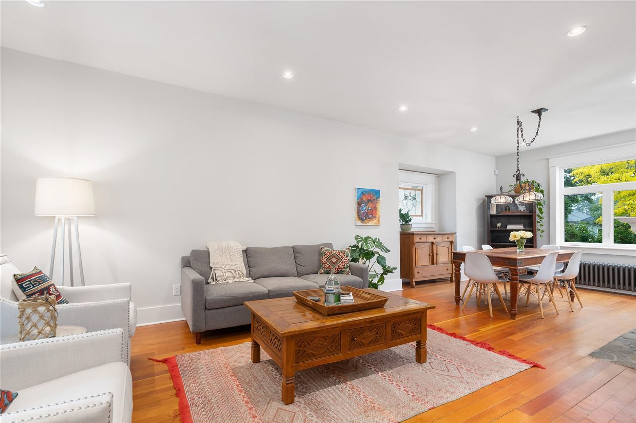 Photo 3: Photos: 849 DURWARD Avenue in Vancouver: Fraser VE House for sale (Vancouver East)  : MLS®# R2584821