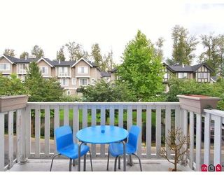 """Photo 9: 29 20176 68TH Avenue in Langley: Willoughby Heights Townhouse for sale in """"STEEPLECHASE"""" : MLS®# F2832539"""