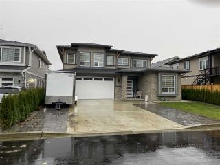 Photo 1: 8513 LEGACE Drive in Mission: Mission BC House for sale : MLS®# R2513467