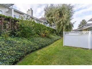 "Photo 34: 105 9177 154 Street in Surrey: Fleetwood Tynehead Townhouse for sale in ""CHANTILLY LANE"" : MLS®# R2508811"