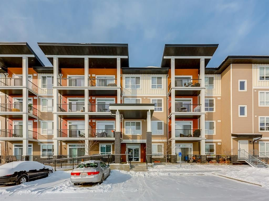 Main Photo: 317 20 Walgrove Walk SE in Calgary: Walden Apartment for sale : MLS®# A1068019