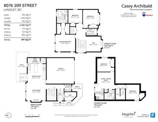 """Photo 39: 8076 209 Street in Langley: Willoughby Heights House for sale in """"YOKSON"""" : MLS®# R2561257"""