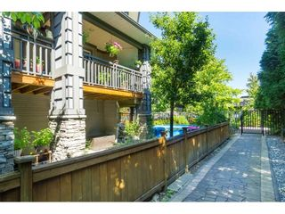 """Photo 38: 185 18701 66 Avenue in Surrey: Cloverdale BC Townhouse for sale in """"ENCORE at HILLCREST"""" (Cloverdale)  : MLS®# R2495999"""