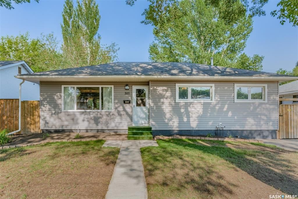 Main Photo: 306 W Avenue North in Saskatoon: Mount Royal SA Residential for sale : MLS®# SK862531