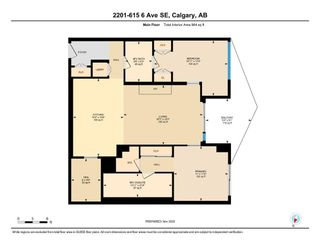 Photo 27: 2401 615 6 Avenue SE in Calgary: Downtown East Village Apartment for sale : MLS®# A1070605