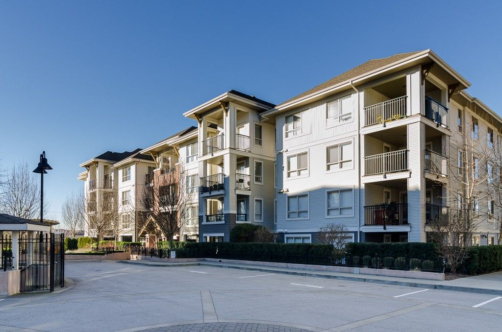 "Main Photo: D401 8929 202ND Street in Langley: Walnut Grove Condo for sale in ""THE GROVE"" : MLS®# F1428782"