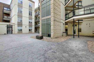 Photo 40: 349 10403 122 Street in Edmonton: Zone 07 Condo for sale : MLS®# E4231487