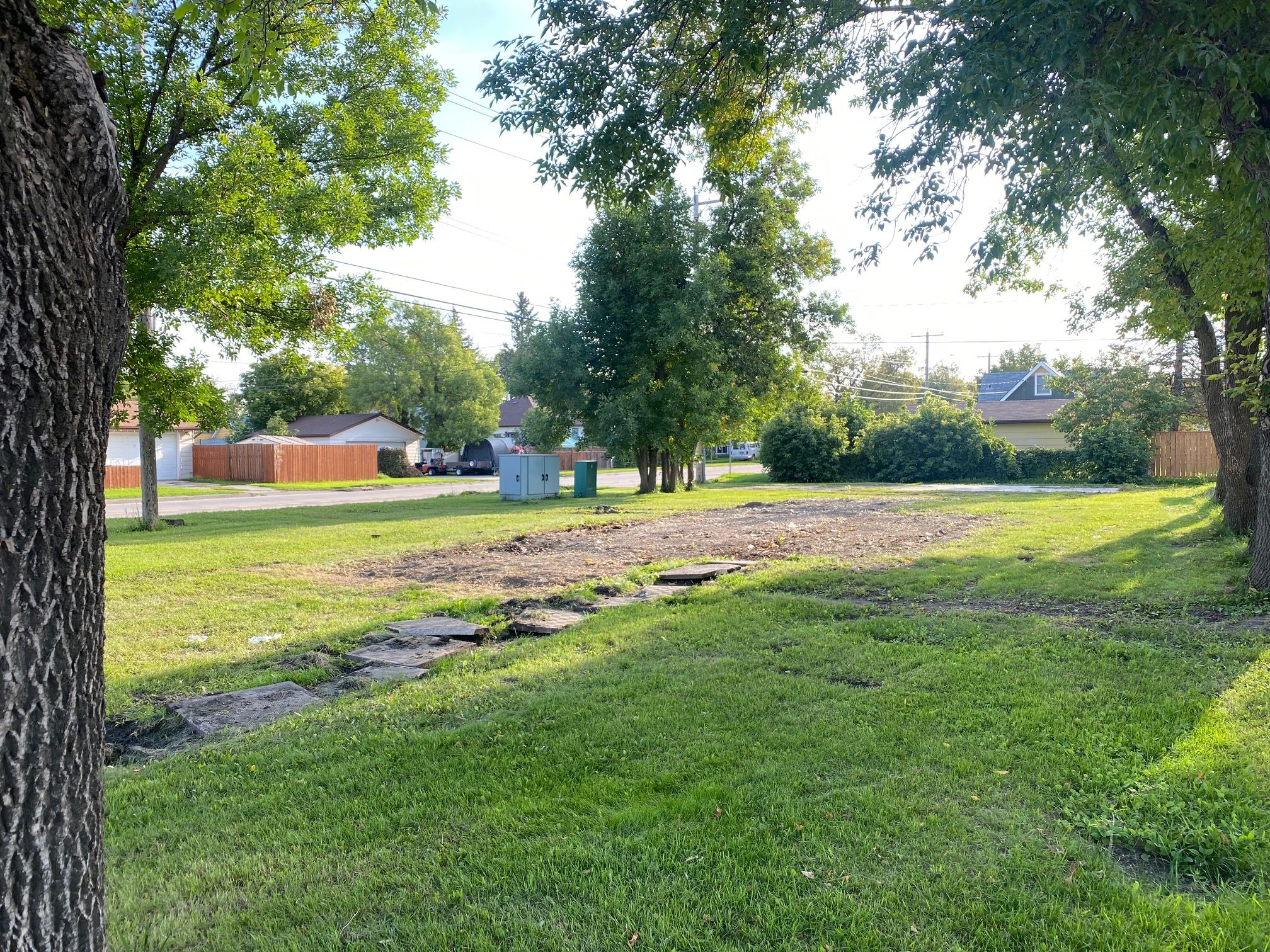 Main Photo: 444 10th Street NW in Portage la Prairie: Vacant Land for sale : MLS®# 202122498