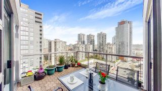 """Photo 1: PH1 98 TENTH Street in New Westminster: Downtown NW Condo for sale in """"PLAZA POINTE"""" : MLS®# R2561670"""