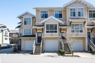 Photo 1: 143 15168 36 AVENUE in Surrey: Morgan Creek Townhouse for sale (South Surrey White Rock)  : MLS®# R2153353