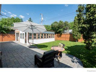Photo 18: 21 Triton Bay in Winnipeg: St Vital Residential for sale (South East Winnipeg)  : MLS®# 1615029
