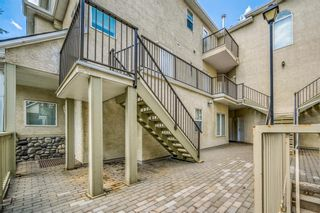 Photo 3: 203 628 56 Avenue SW in Calgary: Windsor Park Row/Townhouse for sale : MLS®# A1129411