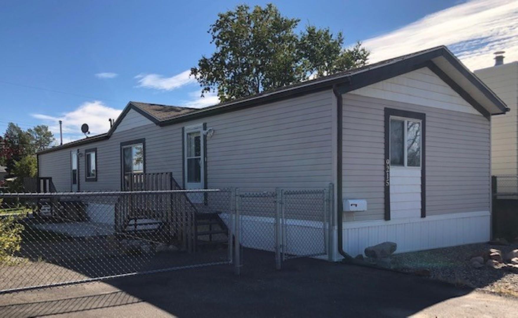 Main Photo: 9215 77 Street in Fort St. John: Fort St. John - City SE Manufactured Home for sale (Fort St. John (Zone 60))  : MLS®# R2615837