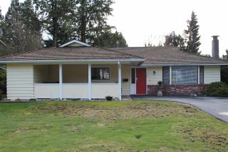 Photo 1: 668 CYPRESS Street in Coquitlam: Central Coquitlam House for sale : MLS®# R2156988