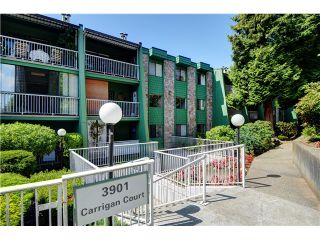 """Photo 1: 302 3901 CARRIGAN Court in Burnaby: Government Road Condo for sale in """"LOUGHEED ESTATES II"""" (Burnaby North)  : MLS®# V1023256"""