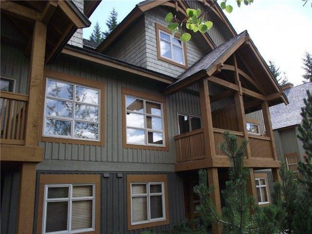 Main Photo: 6 4894 PAINTED CLIFF Road: Whistler Condo for sale : MLS®# V971070