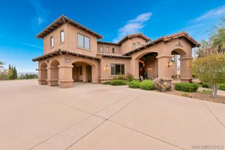 Photo 2: RAMONA House for sale : 5 bedrooms : 16204 Daza Dr