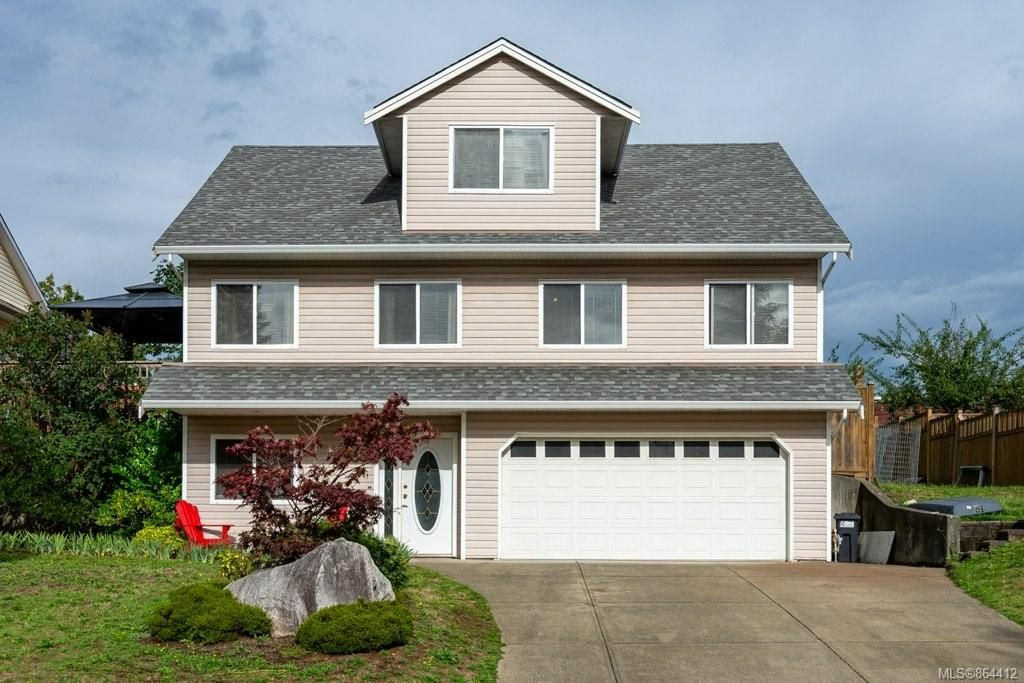 Main Photo: 1482 Sitka Ave in : CV Courtenay East House for sale (Comox Valley)  : MLS®# 864412