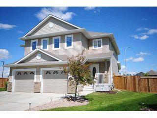 Photo 1: 17104 7A Avenue SW in Edmonton: Zone 56 House Half Duplex for sale : MLS®# E4266146