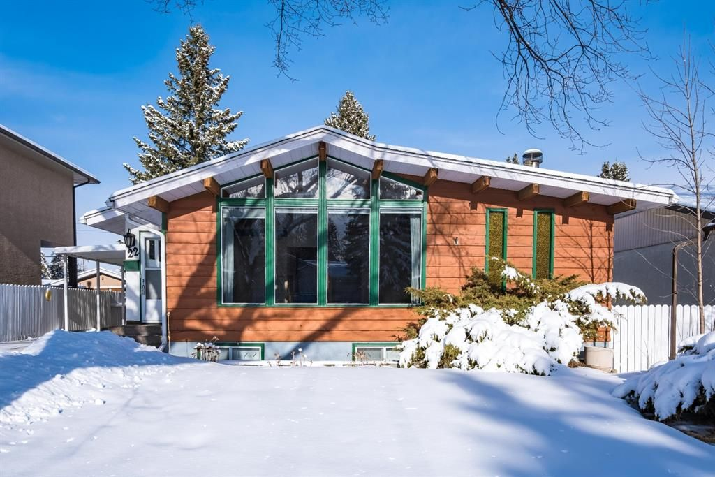 Main Photo: 22 Lissington Drive SW in Calgary: North Glenmore Park Residential for sale : MLS®# A1066780