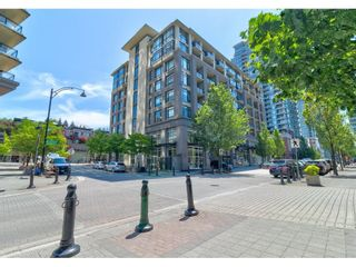 """Photo 1: 702 121 BREW Street in Port Moody: Port Moody Centre Condo for sale in """"ROOM AT SUTERBROOK"""" : MLS®# R2596071"""