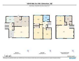 Photo 49: 15919 88B Avenue in Edmonton: Zone 22 House for sale : MLS®# E4227482