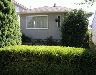 Photo 1: 4428 UNION Street in Burnaby: Willingdon Heights House for sale (Burnaby North)  : MLS®# V610390