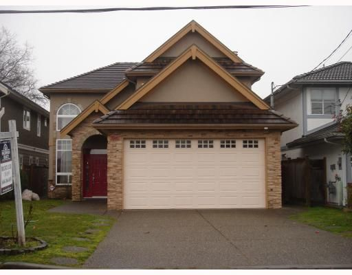Main Photo: 5500 WOODWARDS Road in Richmond: Lackner House for sale : MLS®# V750074