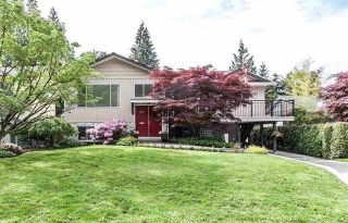 Main Photo: 1775 DRAYCOTT Road in North Vancouver: Lynn Valley House for sale : MLS®# R2503363